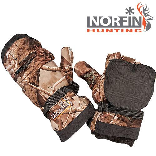 Перчатки-Варежки Norfin Hunting Passion 761-P