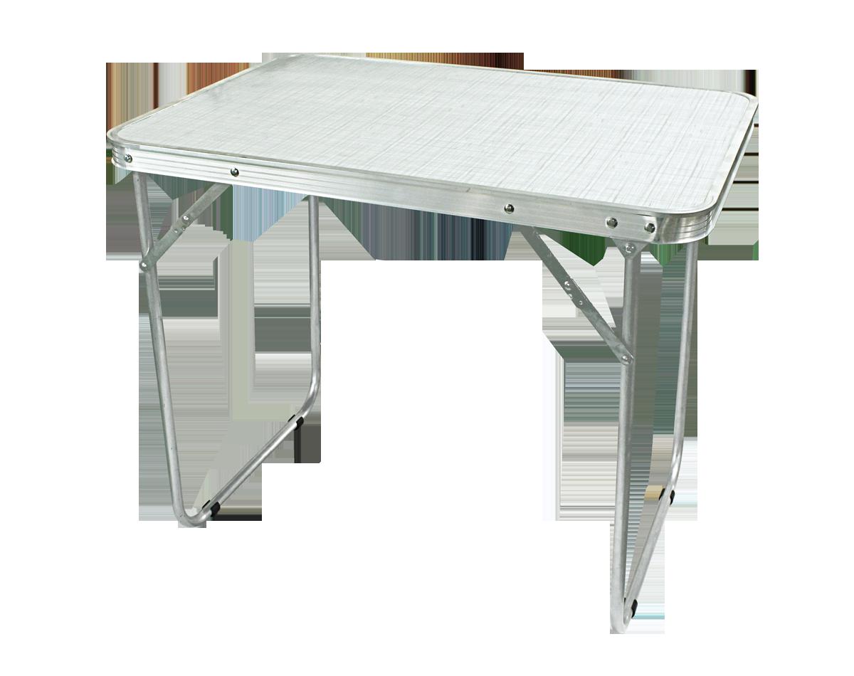 Стол Woodland Camping Table Light, складной, 70 x 50 x 60 см Столы<br>Размер: 50 х 70 см, Высота: 60 см, Профиль: алюминий, <br>Труба: алюминий, 16х1 мм, Столешница: ХДФ, <br>Компактная складная конструкция. Прочный <br>алюминий каркас. Материал столешницы - ХДФ. <br>Максимально допустимая нагрузка 20 кг.<br>