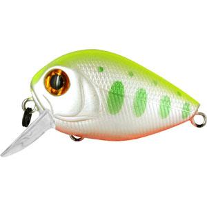 Воблер Tsuribito Fat Crank 37F, цвет №532 (арт. 28763)Воблеры<br>Плавающий пузатый воблер класса «CRANK» c <br>минимальным заглублением<br>