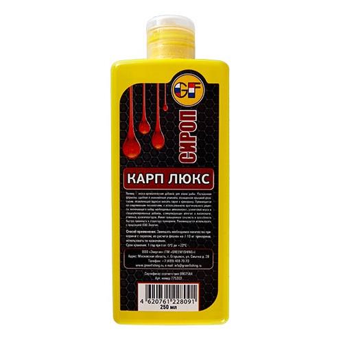 Ароматизатор Gf Liquid Карп Люкс 0.250 775203