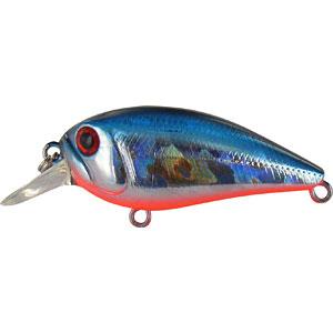Воблер Tsuribito Crank 50SR, цвет №012Воблеры<br>Crank 50SR - Универсальный воблер с прекрасной <br>активной игрой. Безотказно привлекает практически <br>любую хищную рыбу.<br>