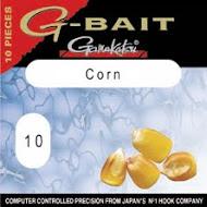 Крючок GAMAKATSU G-Bait Corn №10 (10шт.)Одноподдевные<br>Благодаря тонкой проволоки крючка и идеальной <br>заточки, крючок прекрасно подходит для <br>ловли на кукурузу.<br>
