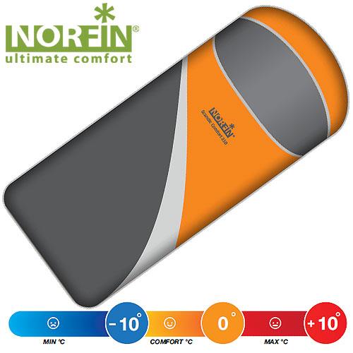 Мешок-Одеяло Спальный Norfin Scandic Comfort 350 Ns • L NS-30207