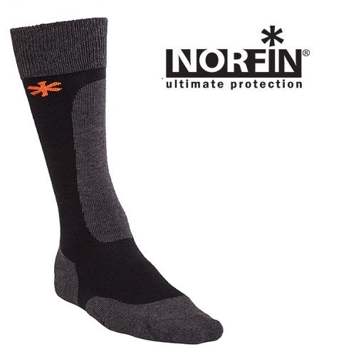 Носки Norfin Wool Long 303803