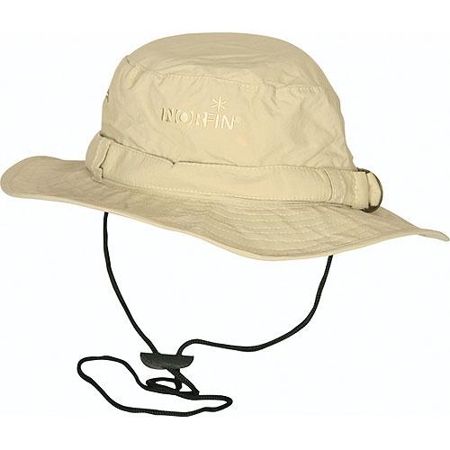 Шляпа Norfin Мат.нейл.Панамы<br>Шляпа прекрасно защитит от солнца в летний <br>день. Особенности: - регулируемая металическая <br>застежка сзади; - вентиляционные отверстия; <br>- защитный шнурок от ветра.<br><br>Пол: унисекс<br>Сезон: лето<br>Материал: текстиль