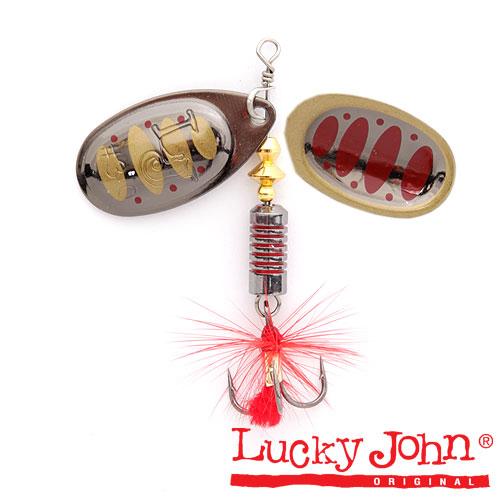 Блесна Вращающаяся Lucky John Bonnie Blade 03 6.4г 005 LJBB03-005