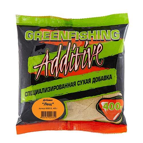 Добавка Gf Лещ 0.400КгАроматизаторы<br>Добавка GF ЛЕЩ 0.400кг ароматика: сладкий+специи/упак.0,4кг/короб <br>14шт Аминокислотный вкусо-ароматический <br>комплекс предназначенный для ловли Леща <br>в тяжелых условиях. Аромат сладковатый <br>с нотами кофе и шоколада. Пакет рассчитан <br>для приготовления 5 кг. готовой смеси, имеет <br>в составе бетаин гидрохлорид, лизин и прочие <br>незаменимые аминокислоты.<br><br>Сезон: лето