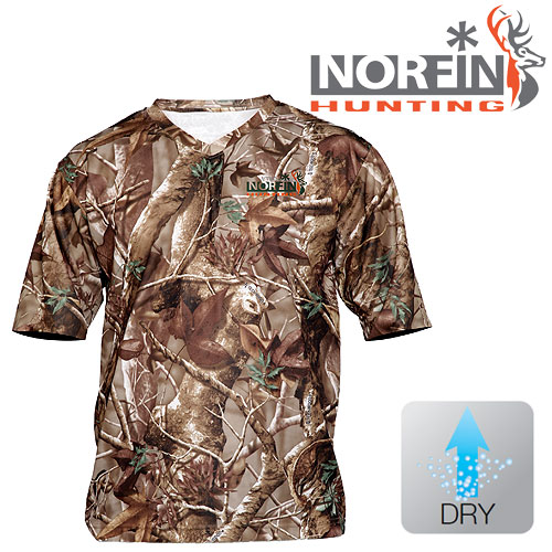 Футболка Norfin Hunting Alder Passion Green
