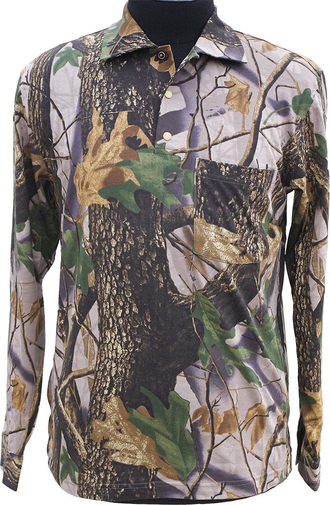 Рубашка ХСН (длинный рукав) (9952-2) (Лес, 50/170-176, Рубашки д/рукав<br>Рубашка (длинный рукав)<br><br>Пол: мужской<br>Размер: 50/170-176<br>Сезон: все сезоны<br>Цвет: камуфляжный<br>Материал: Хлопок 100%