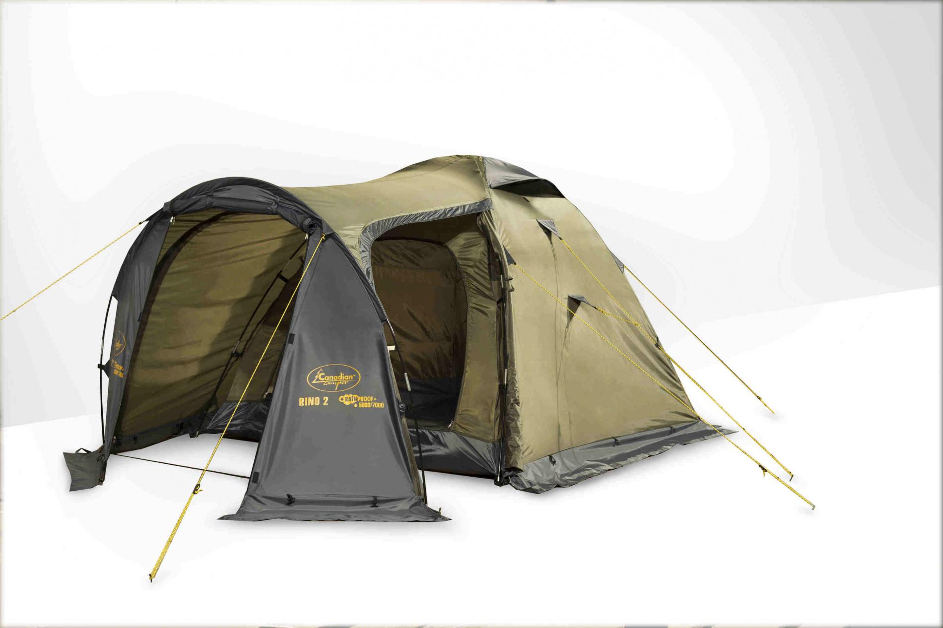 Палатка Canadian Camper RINO 3 (цвет forest дуги 9,5 мм)Палатки<br>Палатка RINO 3 (цвет forest дуги 9,5 мм)<br><br>Сезон: лето<br>Цвет: оливковый