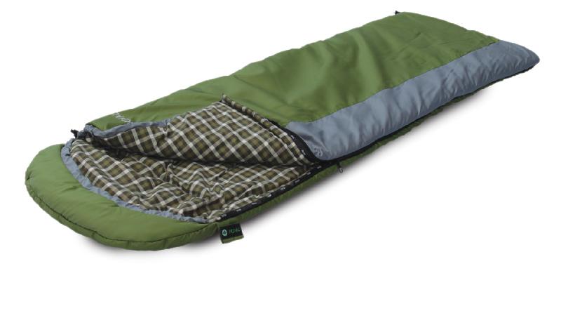 Спальный мешок PRIVAL Привал (75 см, капюшон, Спальники<br>Спальный мешок Привал – незаменимая модель <br>для комфортного отдыха в межсезонный период. <br>Удобное, практичное одеяло с капюшоном, <br>изготовленное с применением высококачественного <br>наполнителя ФАЙБЕРПЛАСТ, прекрасно сохранит <br>тепло. Специальная застежка на капюшоне <br>защитит лицо от проникновения холодного <br>воздуха. Общие характеристики Назначение <br>Охота, рыбалка, отдых на природе Тип спального <br>мешка Одеяло с капюшоном Сезонность Межсезонный; <br>Упаковка Упаковочный мешок Удобства Возможность <br>состегивания есть Наличие карманов есть <br>Защита от заедания молнии есть Подголовник <br>нет Капюшон есть Температуры и защита Экстремальная <br>температура - 10°С Нижняя температура комфорта <br>-2°С Верхняя температура комфорта +10°С Утепляющая <br>планка молнии: Есть; Утепляющий воротник: <br>Есть; Материалы Материал внешней ткани <br>Poly Dewspa Материал внутренней ткани Смесовая <br>(35%х/б, 65% полиэстр) Наполнитель файберпласт <br>Количество слоев наполнителя 2 * 200 гр./м? <br>Молния №6; Разъёмная двухязычковая Размеры <br>и вес Вес 1,9 кг Длина 220 см Ширина 75 см Размеры <br>в свернутом виде (ДхШхВ) 47x37х30 см Цвет Серый/Зеленый; <br>Камуфляж<br><br>Сезон: зима