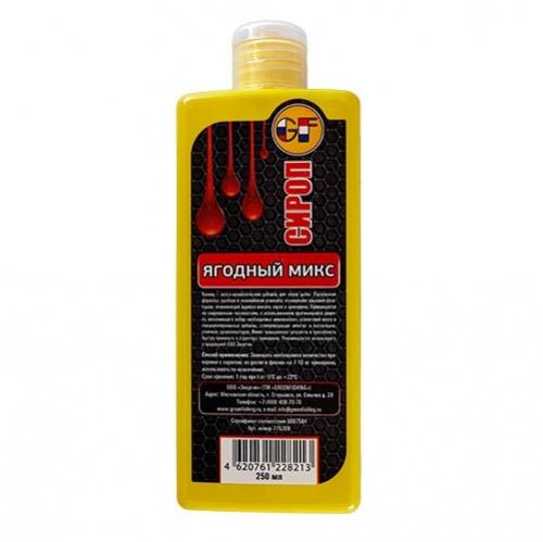 Ароматизатор Gf Liquid Ягодный Микс 0.250 775209