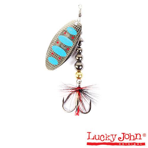 Блесна Вращающаяся Lucky John Shelt Blade 03 13.0Г 003 LJSB03-003
