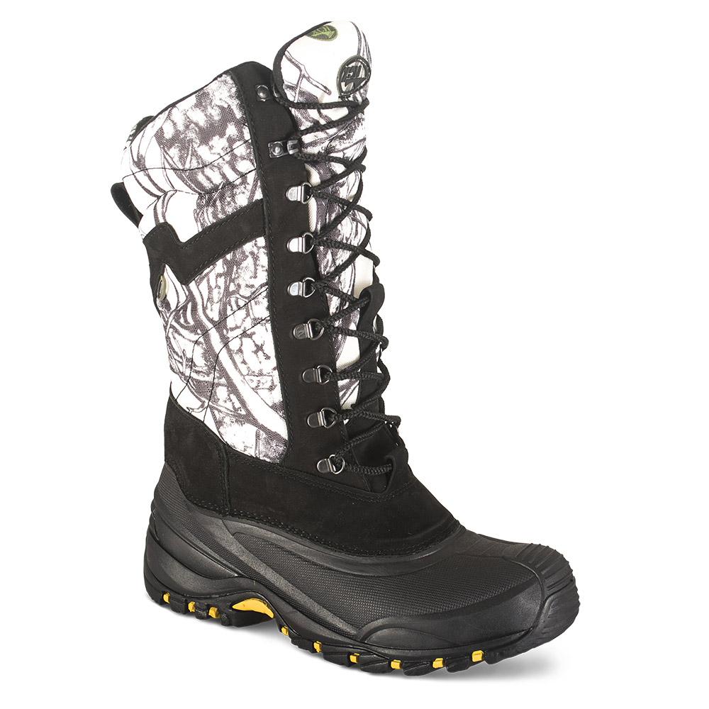Сапоги ХСН зимние «Тундра» (утеплитель Сапоги для активного отдыха<br>Подходит для активного отдыха, охоты и <br>рыбалки. Комфортная температура эксплуатации: <br>от +5°С до -20°С. Особенности: - ткань с водоотталкивающей <br>пропиткой; - износостойкий подклад обуви <br>Vellutino; - утеплитель Тинсулейт, который обеспечивает <br>отличную вентиляцию; - металлический супинатор; <br>- подошва повышенной износостойкости; - <br>при изготовлении применяются высокопрочные <br>нити Guterman (Германия).<br><br>Пол: мужской<br>Размер: 43<br>Сезон: зима<br>Цвет: камуфляжный