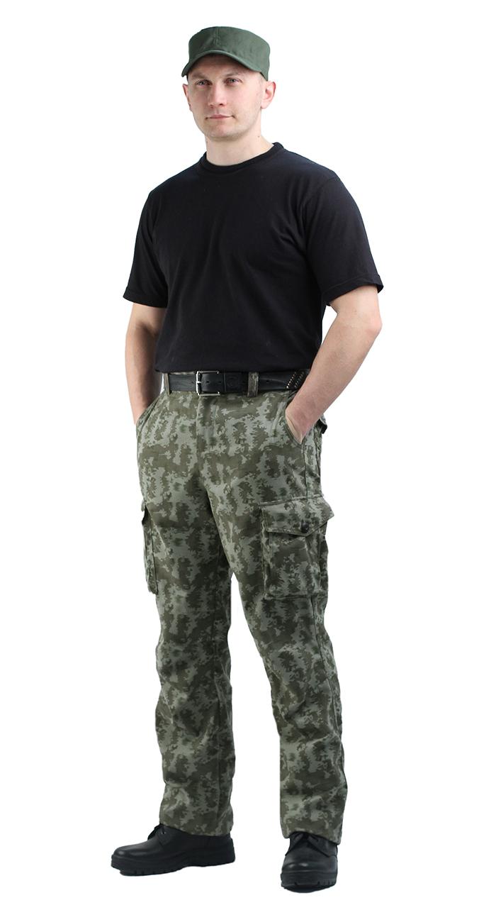 Брюки мужские Капрал Твилл Пич Тигр (52-54, Брюки неутепленные<br>-два врезных кармана и два накладных объемных <br>кармана с клапаном на липучке. -пояс со шлевками <br>под широкий ремень -центральная застежка <br>на молнию -низ брюк регулируется расцветка <br>идеально смотрится в городских условиях<br><br>Пол: мужской<br>Размер: 52-54<br>Рост: 170-176<br>Сезон: лето<br>Цвет: серый<br>Материал: Смесовая (65% полиэфир, 35% хлопок), пл. 210 г/м2,