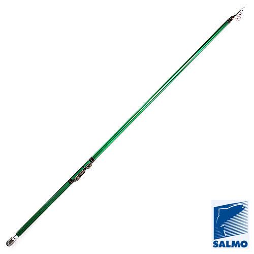 Удилище Попловочное С Кольцами Salmo Elite Bolognese Удилища поплавочные<br>Удилище попл. с кол. Salmo Elite BOLOGNESE LIGHT 6.00 дл.6.00м/тест <br>2-15г/279г/6секц. Высококачественное легкое <br>удилище с средне-быстрым строем, изготовленное <br>из графита IM8. Удилище укомплектовано облегченными <br>кольцами с высококачественными вставками <br>SIC и надежным катушкодержателем. Верхнее <br>колено имеет два дополнительных разгрузочных <br>кольца. Материал бланка удилища – углеволокно <br>(IM8) Строй бланка средний Конструкция телескопическая <br>Кольца пропускные: – облегченные – дополнительные <br>разгрузочные – со вставками SIC Рукоятка <br>с противоскользящим покрытием Катушкодержатель <br>быстродействующего типа CLIP UP<br><br>Сезон: лето