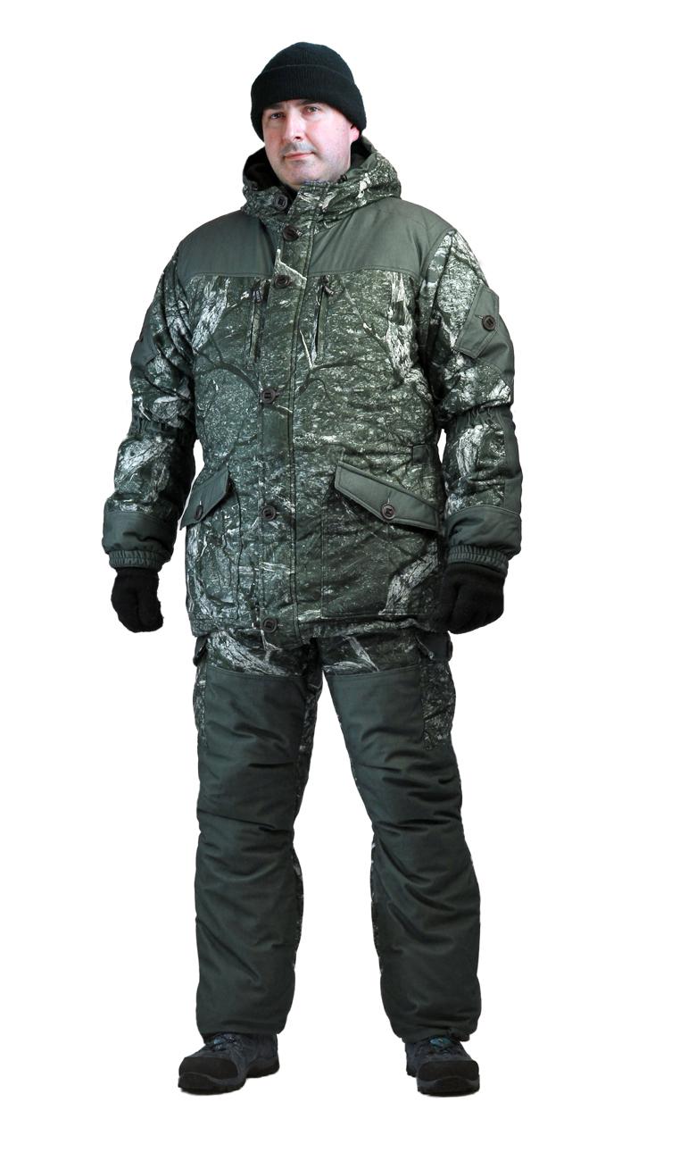 Костюм мужской Nordwig Donbass зимний кмф т.Алова Костюмы утепленные<br>Модель – рекомендуется для активного отдыха, <br>охоты, рыбалки и туризма Костюм оснащён <br>объёмными карманами «антивор» - Куртка <br>на молнии и закрывается ветрозащитной планкой <br>на пуговицах - Внутри куртки ветрозащитный <br>пояс - Внутренние трикотажные манжеты – <br>Фиксированная регулировка по талии, локтевым <br>частям рукава и нижним частям брюк - Дополнительное <br>усиления на плечах, локтях и коленях – Низ <br>рукава и брюк на резинке – Брюки с отстёгивающейся <br>утеплённой спинкой на бретелях.<br><br>Пол: мужской<br>Размер: 52-54<br>Рост: 182-188<br>Сезон: зима<br>Цвет: серый<br>Материал: мембрана