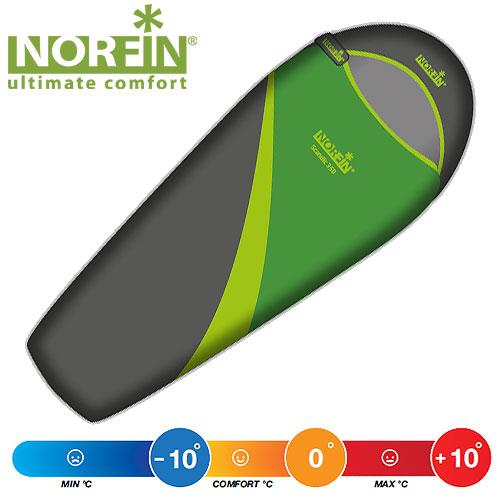 NORFIN Мешок Спальный Scandic 350 Nf R NF-30106
