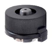 Переходник-конвертер СЛЕДОПЫТ (цанг.-резьба)Аксессуары<br>Переходник PF-GSA-01 является адаптирующим <br>устройством, которое обеспечивает совместимость <br>газового оборудования использующего для <br>питания газовые баллоны резьбового стандарта <br>с газовыми баллонами нажимного типа использующими <br>цанговый захват.<br>