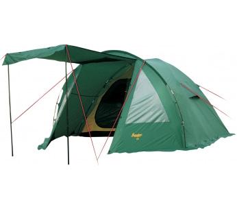 Палатка Canadian Camper RINO 5 (цвет woodland дуги 11мм)Палатки<br>Особенности: - большая спальная комната; <br>- вместительный дуговой тамбур; - минимальный <br>вес.<br><br>Сезон: лето<br>Цвет: зеленый