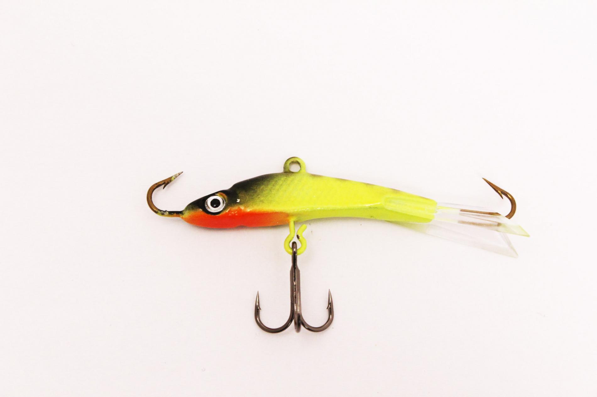 Балансир JIG MASTER Горбач 5см 7гр цвет МауглиБалансиры<br>Балансир для ловли окуня и щуки. Имеет качественное <br>покрытие. Превосходно привлекает хищника <br>с большого расстояния.<br>