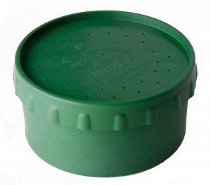 Червячница Ч-4 (d90*h45) (10шт)Коробки для наживки<br>Червячница - контейнер для хранения живой <br>наживки. (Диаметр - 90мм, Высота - 45мм)<br>