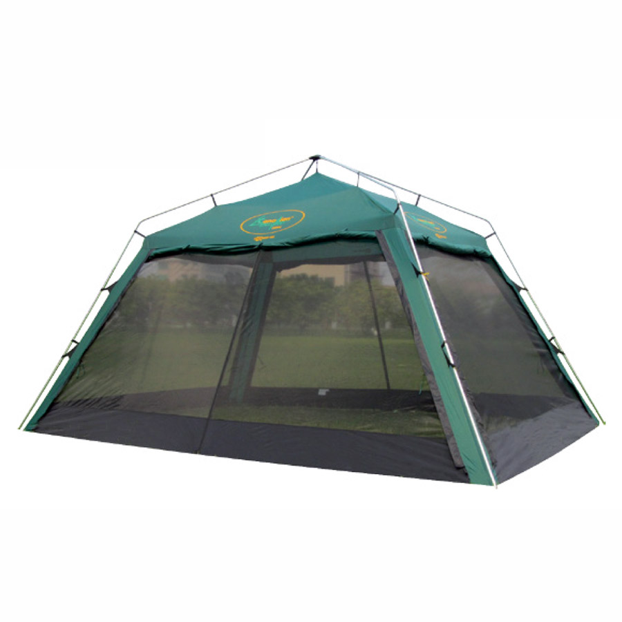 Тент ZODIAC тент-шатер (стальные стойки) (цвет Тенты<br>Тент ZODIAC тент-шатер (стальные стойки) (цвет <br>woodland)<br><br>Сезон: лето