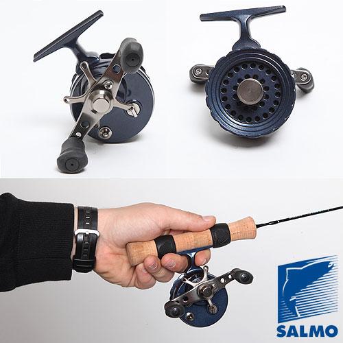 Катушка Мультипликаторная Salmo Elite Ice Mult • 5 M2030