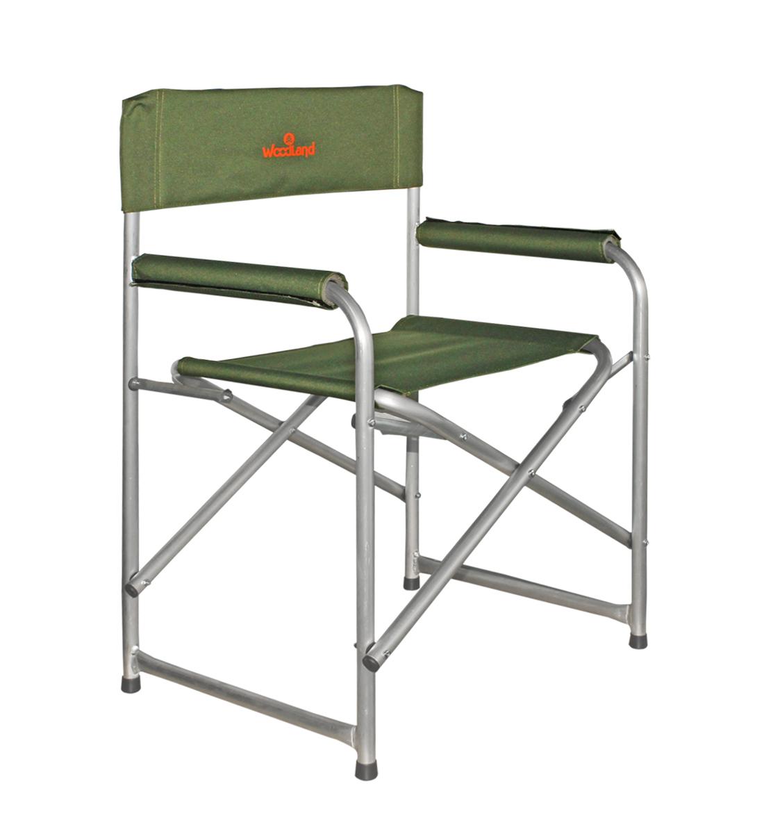 Кресло Woodland Outdoor ALU, 56 х 57 х 50 (81) см (алюминий)Стулья, кресла<br>МОДЕЛЬ: OUTDOOR МАТЕРИАЛЫ: Алюминий ? 22 мм. <br>Oxford 600D РАЗМЕР: 56 х 57 х 50 (81) см. ВЕС: 2,5 кг. Облегченная <br>конструкция каркаса. Усилены соединительные <br>элементы. Компактная складная конструкция. <br>Прочный алюминиевый каркас, диаметром 22 <br>мм. Водоотталкивающее ПВХ покрытие ткани <br>Oxford 600D. Максимально допустимая нагрузка <br>120 кг.<br>