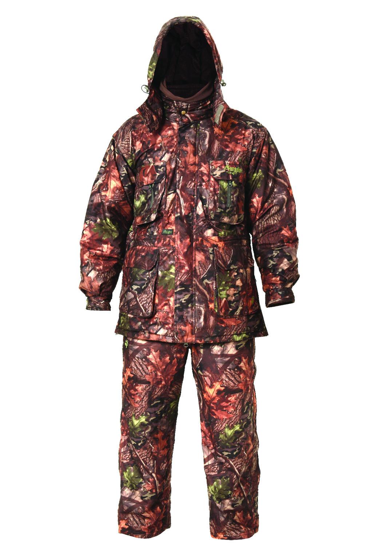 Комплект охотничий зимний WOODS (куртка+брюки) Костюмы утепленные<br>Комплект охотничий зимний WOODS (куртка+брюки)<br><br>Пол: мужской<br>Размер: XL<br>Сезон: зима<br>Цвет: коричневый