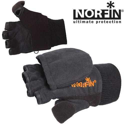 Перчатки-Варежки Norfin Junior C Магнитом 308811