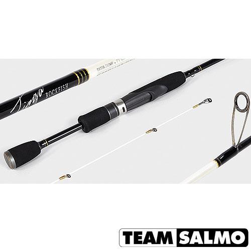 Спиннинг Team Salmo Tioga Rockfish 8 7.62 TSTIR-762MF