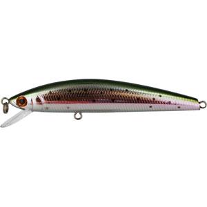 Воблер Tsuribito Minnow 80F, цвет №055Воблеры<br>Классический воблер класса Minnow с заглублением <br>до 1 метра. Предназначен для ловли щуки в <br>прибрежной зоне.<br>