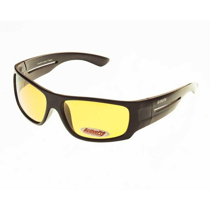 Очки поляризационные ActivePro Желтые линзы • PS-2002 BRENDAsportsunglasses ОЧК110