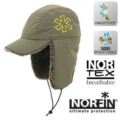 Шапка-Ушанка Norfin Arctic (L, 302788-L)Шапки-ушанки<br>Шапка-ушанка Norfin ARCTIC мат.NORTEX Breathable/искуств.мех <br>барашек/подкл.флис/ цв.олив. Шапка-ушанка <br>с меховым козырьком утепленная. Материал <br>- NORTEX Breathable 100% полиэстер с PU мембраной . Утеплитель <br>синтепон Мех искуственный барашек Подкладка: <br>флис с антипиллинговой обработкой<br><br>Пол: унисекс<br>Размер: L<br>Сезон: зима<br>Цвет: оливковый