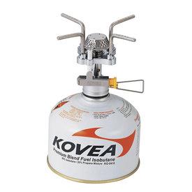 Горелка газовая Kovea KB-0409Горелки<br>Газовая горелка Kovea KB-0409 Solo Stove —надежная <br>компактная газовая горелка с пьезоподжигом <br>для приготовления пищи на 1-2 человек. С ней <br>вы сможете приготовить пищу даже на ветру, <br>например, в суровых условиях высокогорного <br>треккинга. Малые вес и объем, жесткий пластиковый <br>кофр и отсутствие ломающихся частей делают <br>газовую горелку одной из самых надежных <br>в модельном ряду. Она работает от газового <br>баллона резьбового стандарта, но возможно <br>и подсоединение к цанговому газовому баллону <br>при помощи адаптера со шлангом Cobra. Характеристики: <br>Вес: 124 г. Диаметр: 11 см. Мощность: 1.91 кВт Предварительный <br>подогрев газа: Нет Пьезоподжиг: Да Размер <br>(в упак. виде): 57x57x100 мм Расход топлива: 137 <br>г/ч Топливо: Газ Комплектация: Горелка Пластиковый <br>кофр Инструкция по эксплуатации<br>