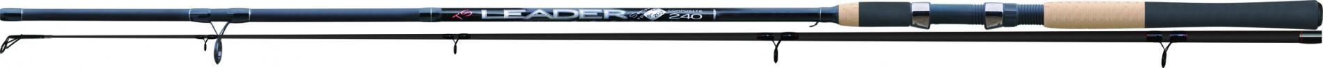 Спиннинг шт. SWD LEADER spin 2,4м композит, SIC (300-500г)Спинниги<br>Штекерный спиннинг длиной 2,4м с тестом <br>300-500г, выполненный из композита. Комплектуется <br>качественными пропускными кольцами SIС. <br>Рукоять спиннинга выполнена из EVA. Несмотря <br>на не высокую цену, спиннинг обладает быстрым <br>строем, имеет высокую прочность. Рекомендуется <br>использовать при ловле хищника, как с берега, <br>так и с лодки.<br>