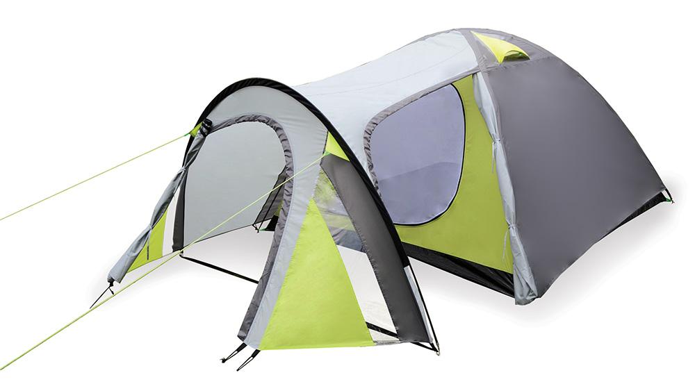 Палатка TAIGA 4 CX AtemiПалатки<br>Палатка для походов и стоянок, легкая и <br>компактная. Просторное внутреннее пространство <br>и наличие большого тамбура. Два тента для <br>лучшей вентиляции. Дополнительное окно <br>для вентиляции. Особенности: двухслойная <br>палатка, вентиляционное окно, внешние каркасные <br>карманы и внутренние клипсы, проклеенные <br>швы, большой тамбур Тент: 100% полиэстер, 3000 <br>мм в ст. Внутренняя палатка: 100% дышащий полиэстр <br>170Т Каркас: фибергласовые трубки, 8.5 мм, металлические <br>трубки 16 мм Дно: 100% полиэстер Количество <br>входов: 2 Полный вес: 4.5 кг Количество тамбуров: <br>2 Размер спального места: 240 х 240 см Размер <br>тамбура: 70 см и 120 см Высота палатки: 155 см<br>