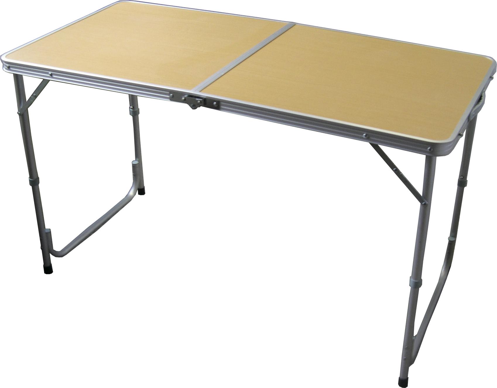 Стол Woodland Family Table, складной, 120 x 60 x 70 см (алюминий)Столы<br>МОДЕЛЬ: Family Table МАТЕРИАЛЫ: Алюминий МДФ <br>РАЗМЕР: 120 x 60 x 70 см. ВЕС: 4,4 кг. Компактная <br>складная конструкция. Прочный алюминиевый <br>каркас. Материал столешницы - МДФ.. Удобная <br>ручка для переноски. Максимально допустимая <br>нагрузка 30 кг<br>