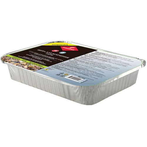Щепа FORESTER в коробке для курицыЩепа для копчения<br>• Сочетание отборной щепы из бука, ольхи <br>и розмарина придает блюдам тонкий аромат <br>с хвойной ноткой. • Подходит для курицы <br>Можно использовать в домашнем духовом шкафу.<br>