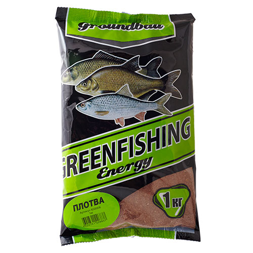 Прикормка Gf Energy Плотва 1.000КгПрикормки<br>Прикормка GF Energy ПЛОТВА 1.000кг пакет 1кг/ароматика: <br>специализированная/цвет: коричневый «Greenfishing <br>Energy»- новая серия первоклассной прикормки <br>от Компании «Энергия», созданная по оригинальному <br>рецепту, с использованием только лучших <br>ингредиентов от ведущих производителей <br>РФ и Европы. Это тяжелая прикормка с мелкой <br>и средней фракцией, ароматы и цвет ярко <br>выраженные, очень стойкие за счет использования <br>оригинальных технологий и современного <br>оборудования, выходит в виде целевых прикормок, <br>в каждой из которых тщательным образом <br>подобран состав, цвет и аромат к тому или <br>иному виду рыб и условиям ловли. Состав: <br>Бисквит, лен, конопля, кукуруза, злаковые, <br>сахар, соль, утяжелитель, куркума, специи, <br>пеллетс, пищевой краситель, ароматизаторы.<br><br>Сезон: лето