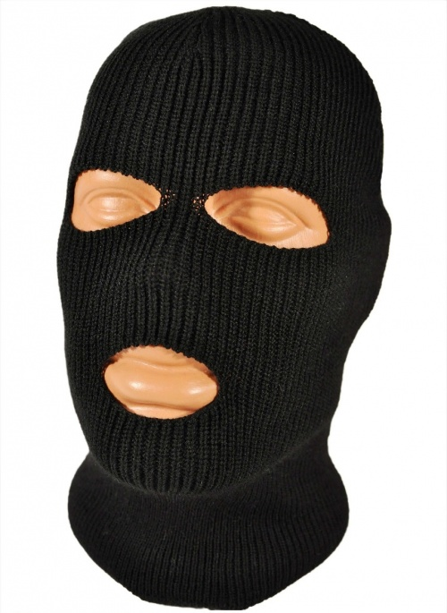 Маска чёрная п/ш класс 7-10Балаклавы, маски<br>Маска чёрная п/ш класс 7-10, глаза/рот - кеттельный <br>шов. Состав: 30% шерсть, 70% акрил, оптимальное <br>соотношение теплоизолирующих свойств и <br>износостойкости.<br><br>Пол: унисекс<br>Сезон: зима<br>Цвет: черный