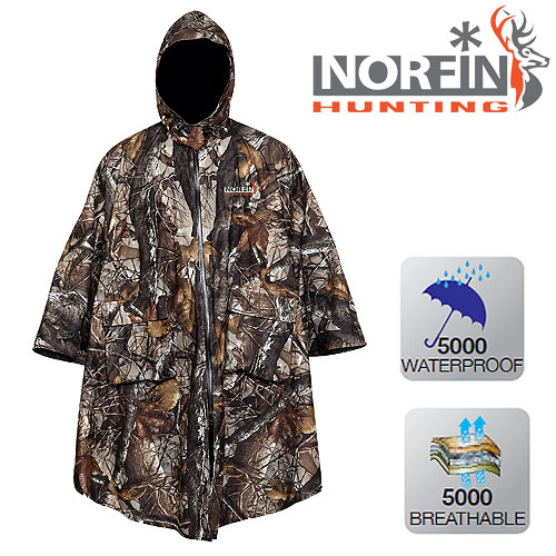 Дождевик Norfin Hunting Cover Staidness 81200