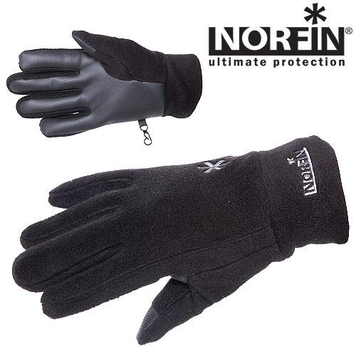 Перчатки Norfin Women Fleece Black 705064