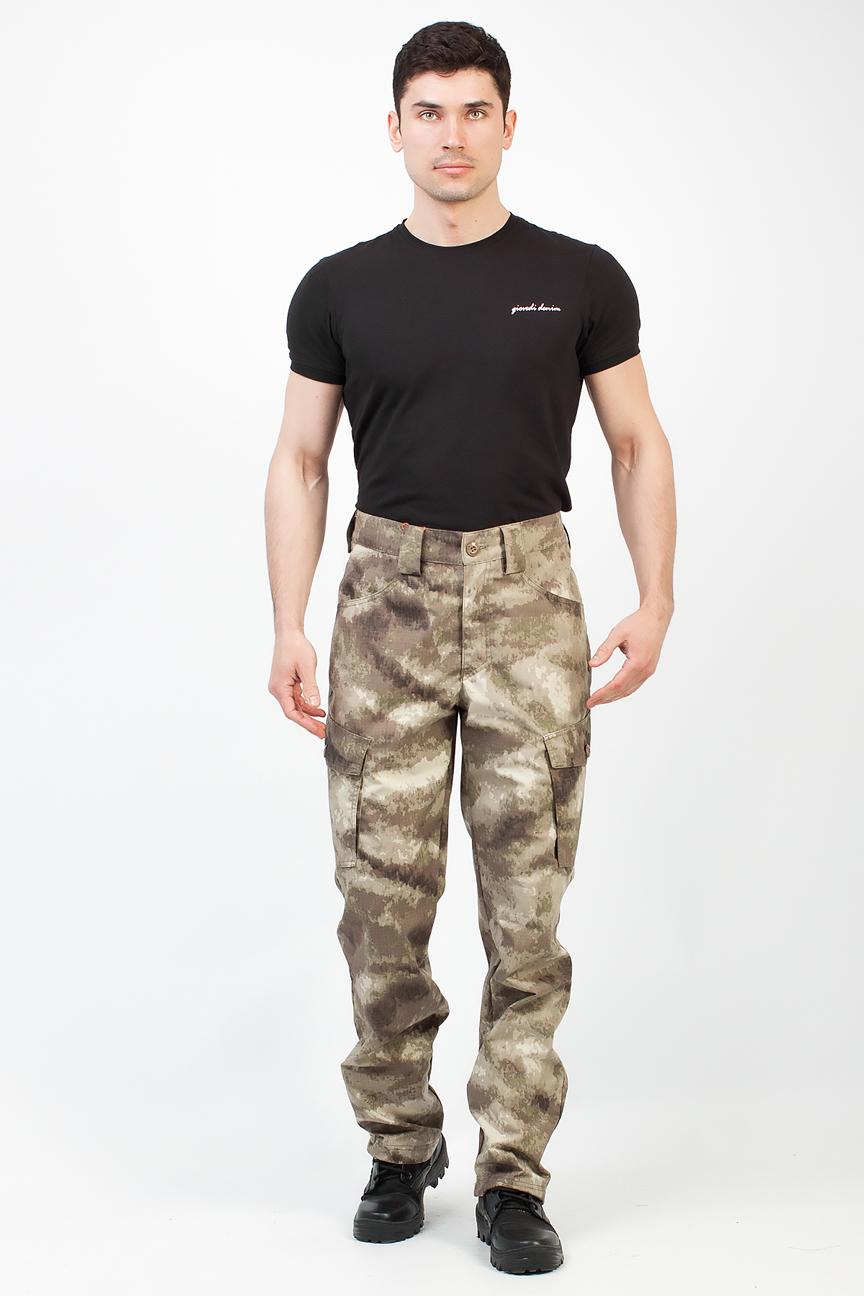 Брюки Беркут (Рип Стоп/Хаки) TRITON (60-62/182-188)Брюки неутепленные<br>Удобные универсальные брюки, разработанные <br>для повседневной носки и активного отдыха <br>в летний период. Не стесняющие движения, <br>изготовленные из качественного материала <br>Рип Стоп. ОСОБЕННОСТИ: 1) Брюки прямые; <br>2) Пояс со шлёвками для ношения ремня; 3) 4 <br>функциональных кармана; 4) Кокетка на задней <br>половинке; 5) Застёжка-гульфик на молнии <br>с пуговицей. <br><br>Пол: мужской<br>Размер: 60-62<br>Рост: 182-188<br>Сезон: лето<br>Цвет: бежевый