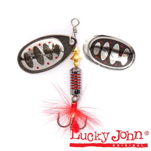 Блесна Вращающаяся Lucky John Bonnie Blade 00 02.7Г 004 • В Блистере LJBB00-004
