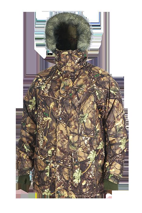 Костюм ХСН зимний Тундра (9872-2) (Лес, 54 - Костюмы утепленные<br>Костюм отвечает всем требованиям защиты <br>от снега, ветра, сырости и мороза. Прекрасно <br>подходят для охоты, туризма и другого активного <br>отдыха в зимнее время, например, для катания <br>на снегоходе. Выполнен из синтетической <br>ткани Alova с нанесенным водоотталкивающим <br>покрытием (мембраной) с изнаночной стороны. <br>В комплект входит куртка, полукомбинезон, <br>куртка-утеплитель. Комфортная температура <br>эксплуатации от -45° до - 20°C. КУРТКА: - отстегивающийся <br>утепленный капюшон на молнии с козырьком <br>от снега; - внутренние и внешние легкодоступные <br>карманы для наживки, рации или сотового <br>телефона; - застегивается на молнию, защищается <br>от продувания тканевой планкой; - скрытая <br>регулировка объема; - отдельный замок у <br>куртки-утеплителя. ПОЛУКОМБИНЕЗОН: - наличие <br>внутренних и внешних накладных карманов; <br>- утепленная спинка комбинезона; - манжеты <br>на кнопках внизу; - регулируемые подтяжки; <br>- боковые молнии внизу манжет брюк; - шлевки <br>под ремень.<br><br>Пол: мужской<br>Размер: 54 - 56/ 170<br>Сезон: демисезонный<br>Цвет: коричневый<br>Материал: Alova с водоотталкивающей пропиткой