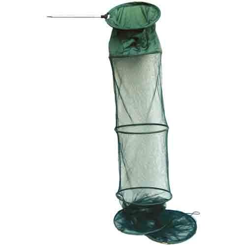 Садок Salmo Со Стойкой 180Х35Х35СмСадки<br>Садок Salmo со стойк. 180х35х35см секц.5/мат.капр./дл.1,8м/диам.0,35м <br>Вместительные матерчатые садки со съемной <br>стойкой для крепления их на берегу. Низ <br>садка оборудован замком с фиксатором, для <br>удобной выемки рыбы.<br><br>Сезон: Летний