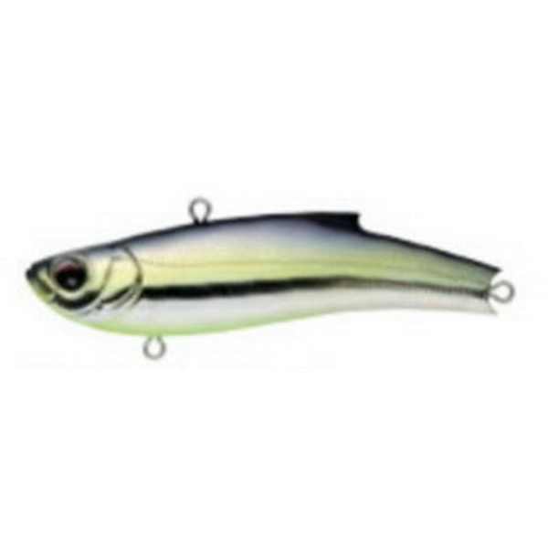 Воблер Bassday Range VIB 70Tg / M-325Воблеры<br>Воблер сперва был предназначен для ловли <br>морской рыбы, но также довольно хорошо работает <br>при ловле речного лосося. Имеет различные <br>виды окрасок и причудливую форму с изогнутым <br>хвостом. Обладает прекрасными полетными <br>качествами и своеобразной оригинальной <br>...<br>