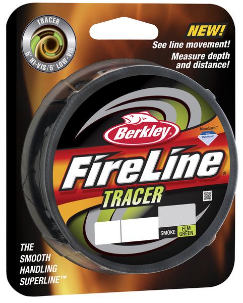 Леска плетеная BERKLEY FIRELINE FUSED TRACER 0.20mm (110m)(13.2kg)(зеленая/черная)Леска плетеная<br>Новая версия шнура с чередованием участков <br>двух цветов дает вам еще больше преимуществ. <br>Вы лучше видите шнур при забросе, так как <br>чередующие цвета создают мелькание, повышающее <br>четкость. Используйте смену цветов, чтобы <br>считать глубину погружения приманки, чтобы <br>немного изменив ее, провести приманку выше <br>или ближе ко дну.<br>